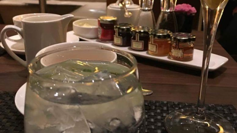 gin in concorde room