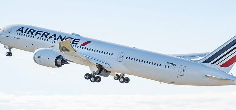 Experience Air France\'s new long haul B787 business class ...