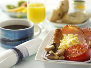 Club Europe Breakfast
