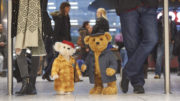 Heathrow coming home bears