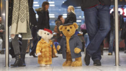 Heathrow coming home bears