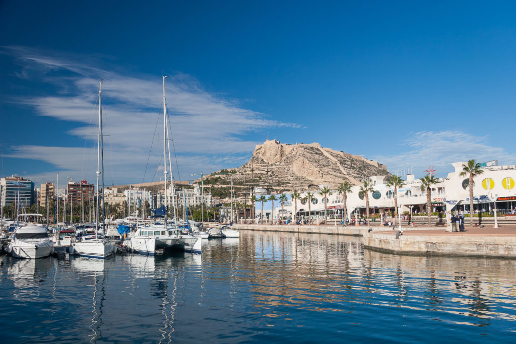 Alicante short break