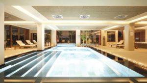 Asia Gardens spa pool