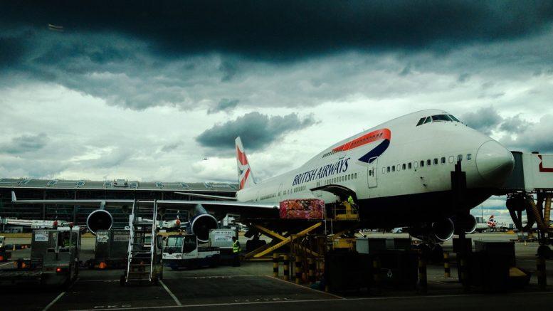 British airways strike 19-21 Januaery 2017