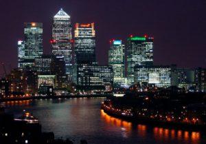 London city IHG Marriott