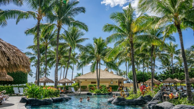 Marriott's Ko'Olina Hotel on Oahu, Hawaii