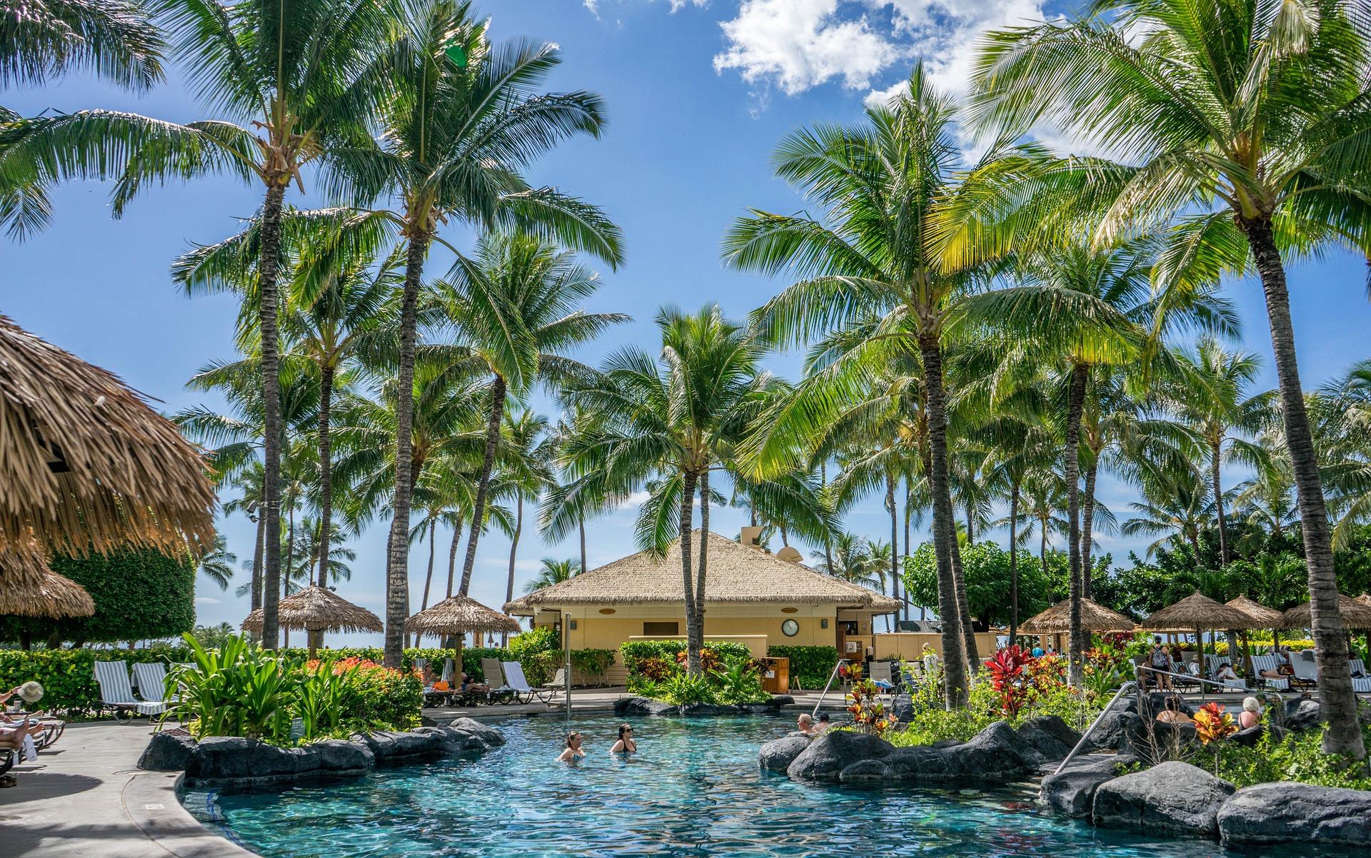Marriott's Ko'Olina Hotel on Oahu, Hawaii