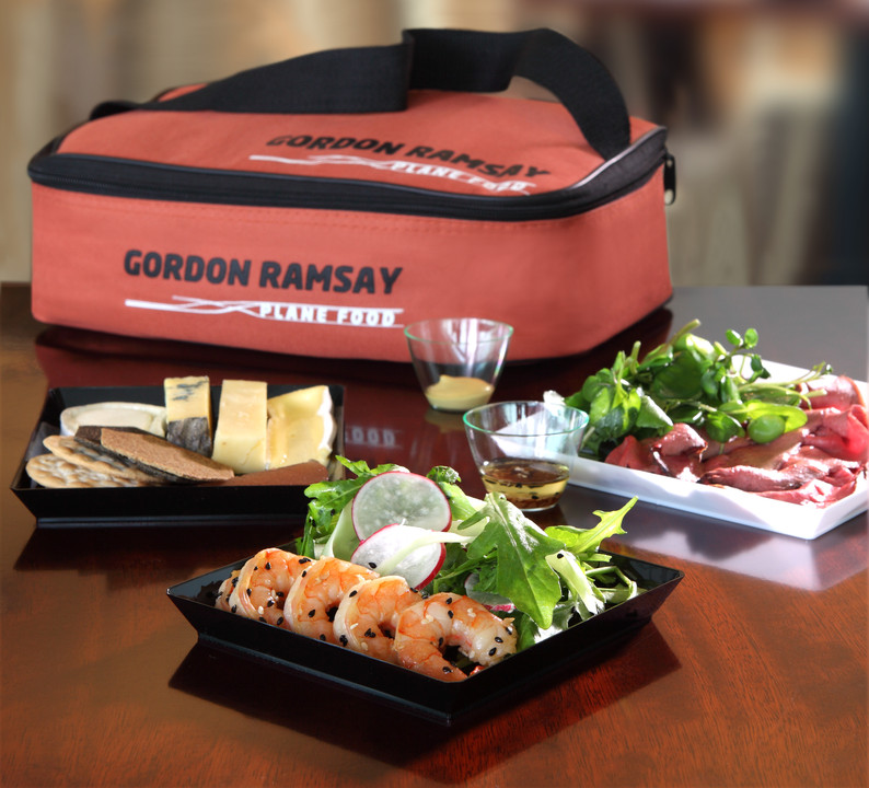 Heathrow Plane Food picnic