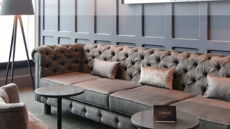 BA Gatwick south lounge