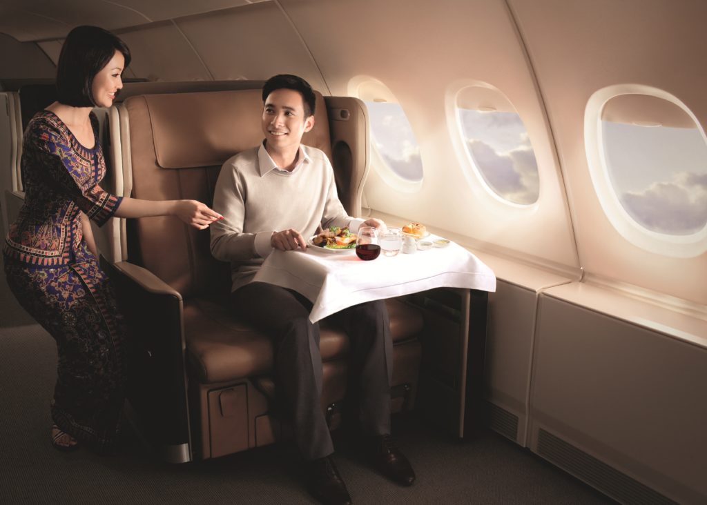 Sinapore airlines sale