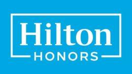Hilton Hhonors Honors