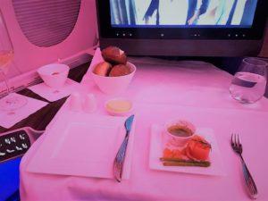 Qatar Business class review