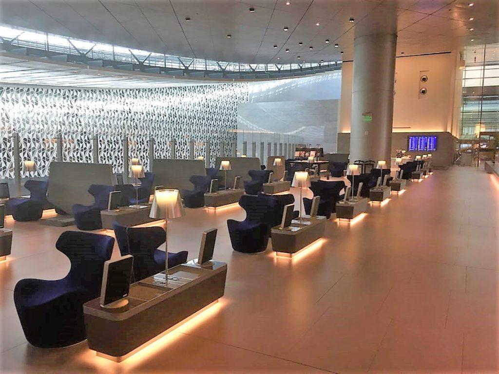 Qatar business class review B787 a350
