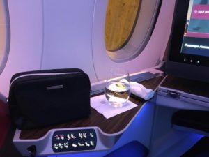 qatar b787 a350 review