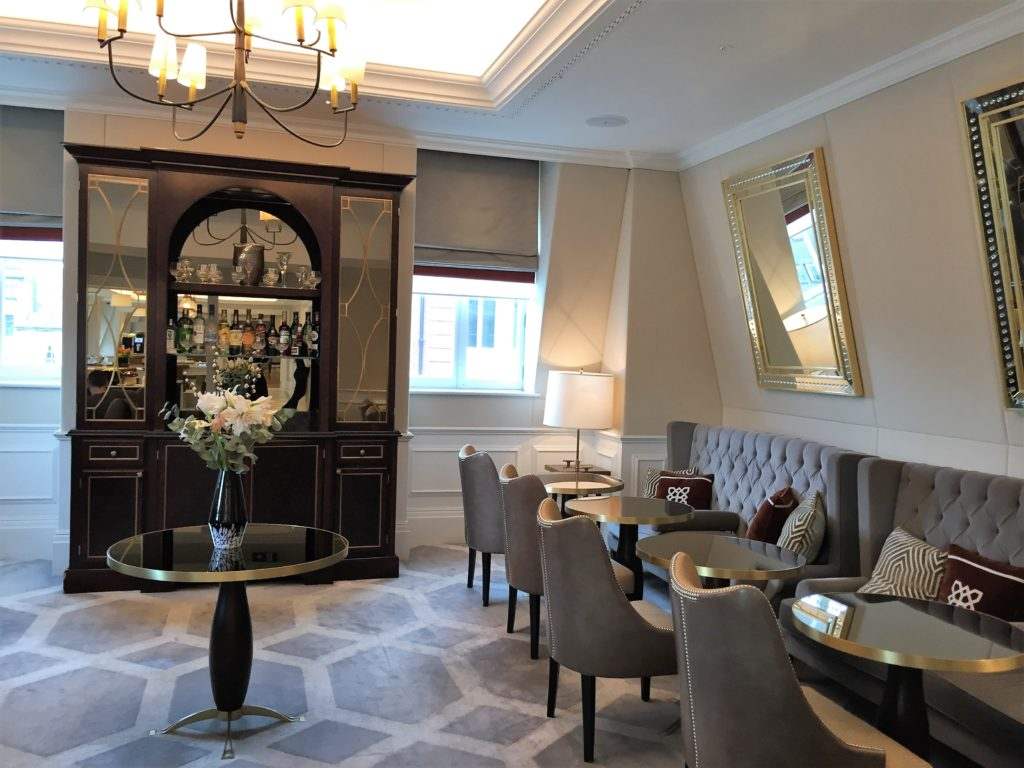 Langham Hotel London review