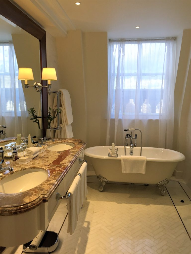 Langham London review