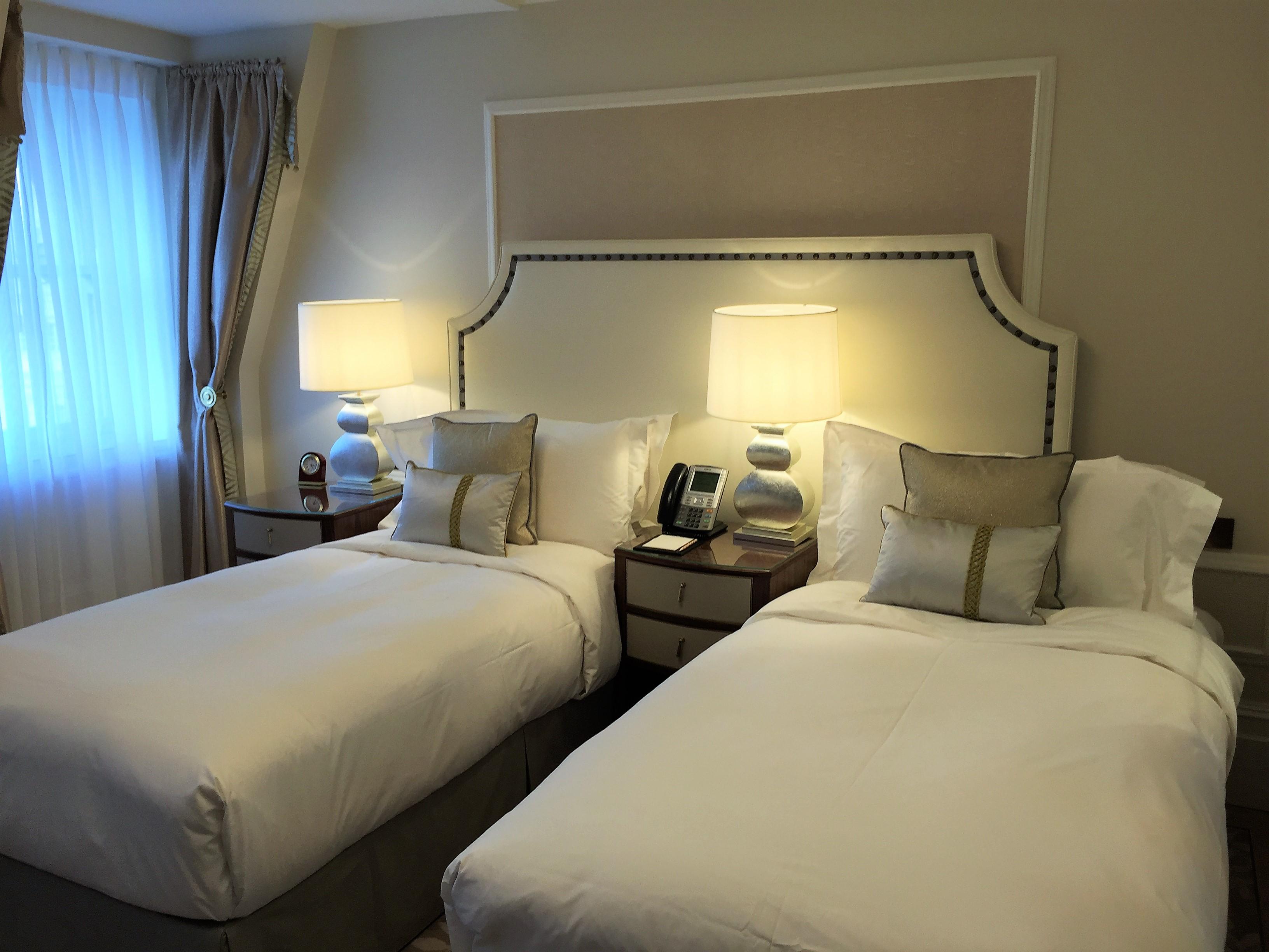 Langham hotel London review