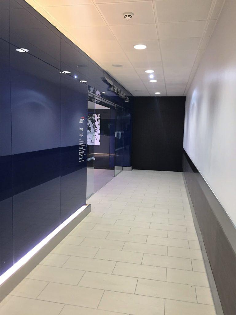 BA Gatwick South new lounge review