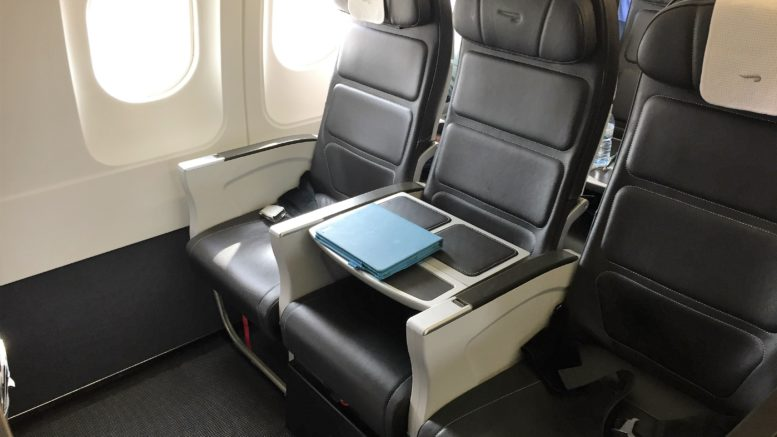 BA Club Europe improvements domestic