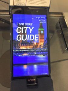 'Handy Phone' at the Waldorf Hilton, London