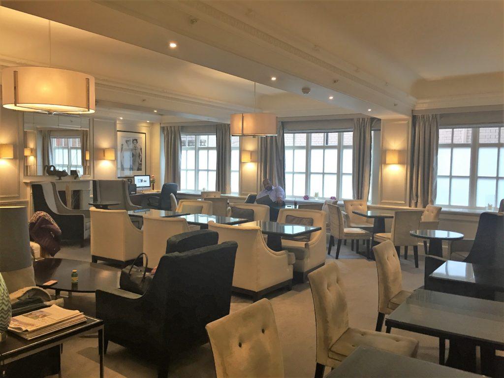Waldorf Hilton London review