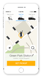 gett taxi review