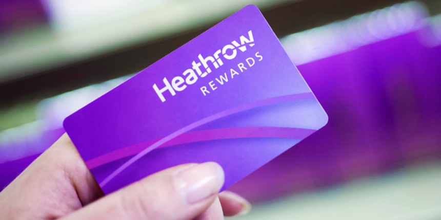 Heathrow Rewards My gatwick