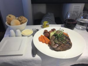 Qatar business class A319 review