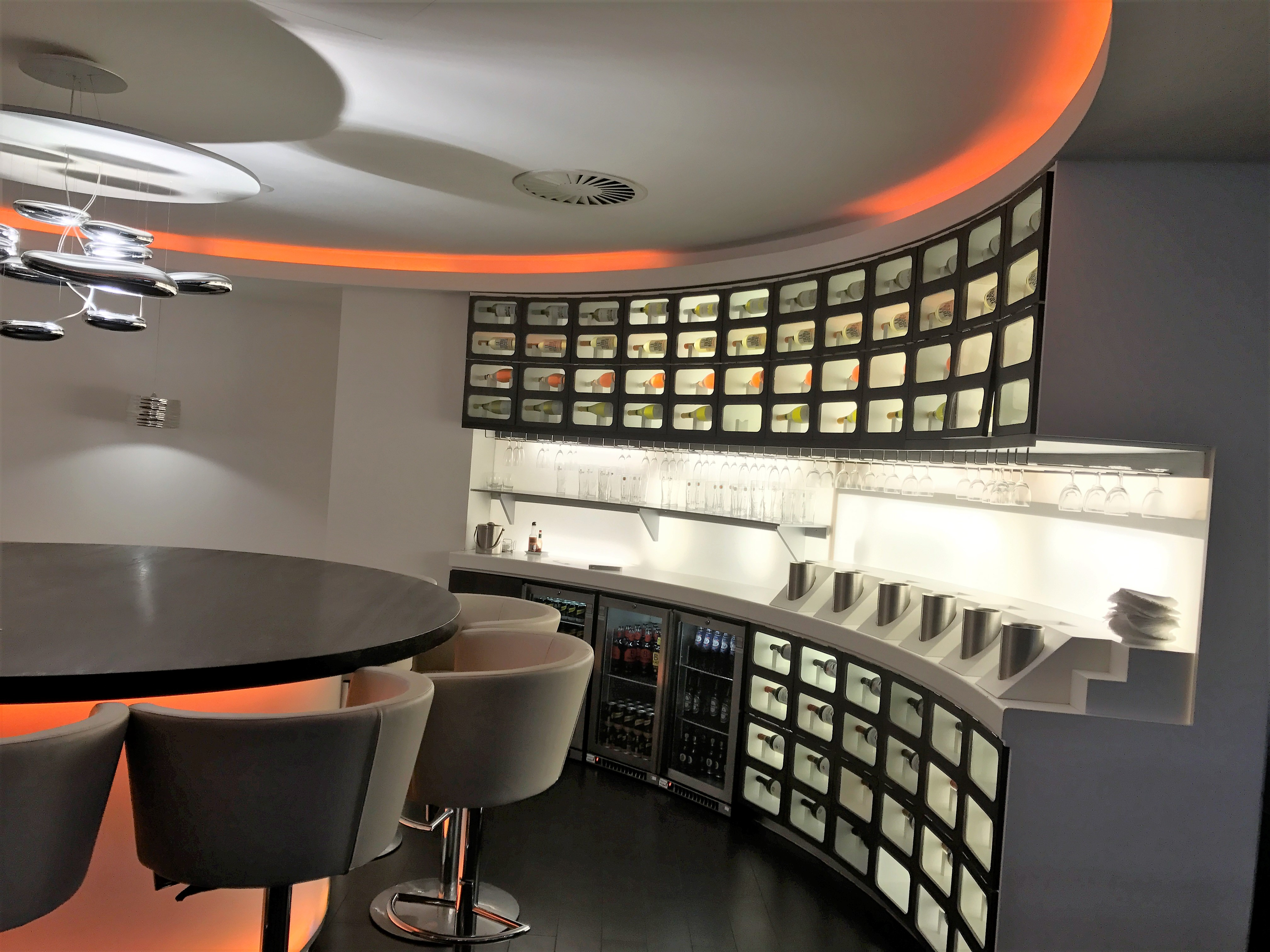 Skyteam lounge heathrow review