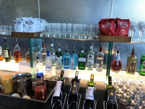 BA Heathrow T5 club lounge review