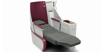 qatar a320 seat business class