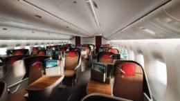 Garuda business class