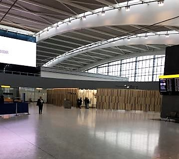 BA First wing Heathrow opens