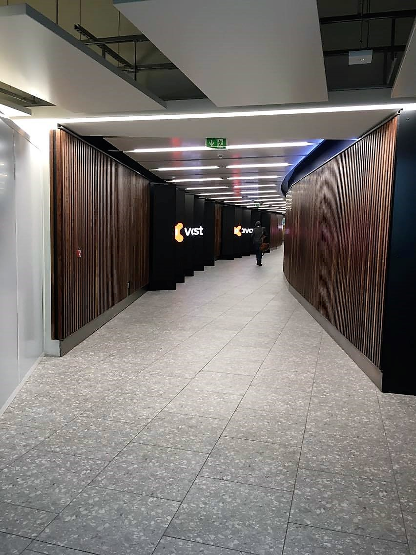 BA First Wing opens at T5 Heathrow