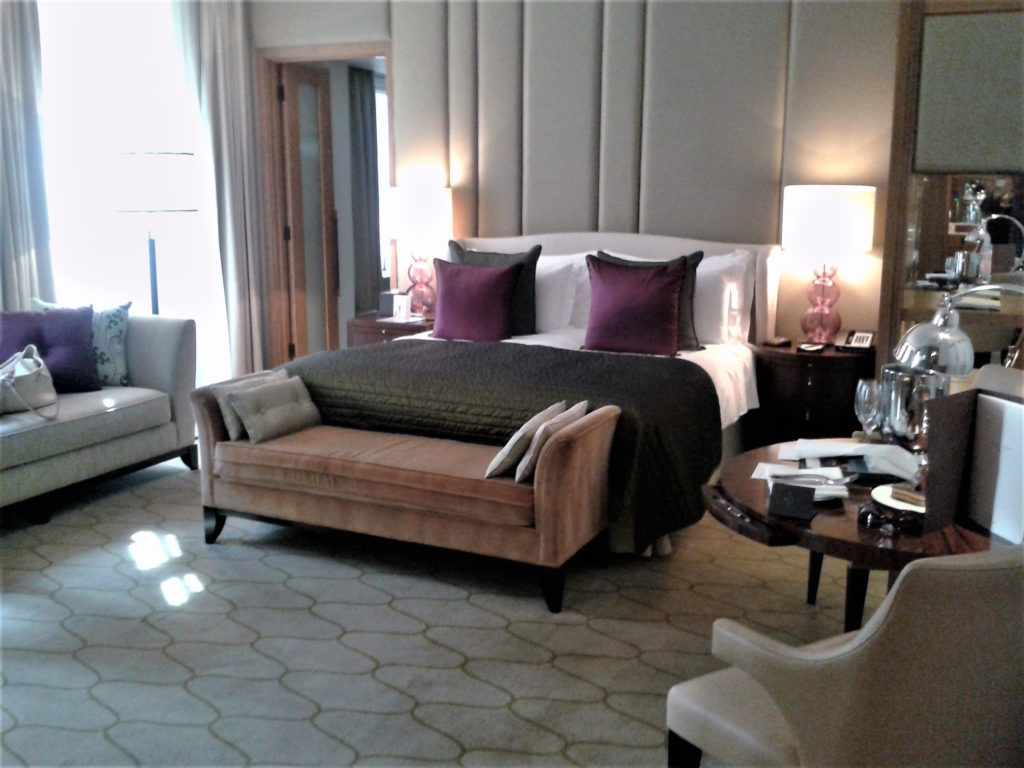Corinthia Hotel London amex offer
