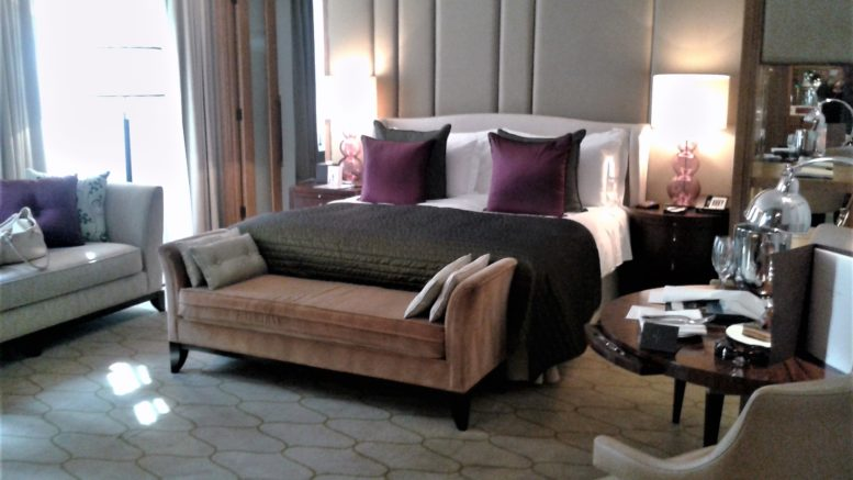 Corinthia Hotel London amex offer