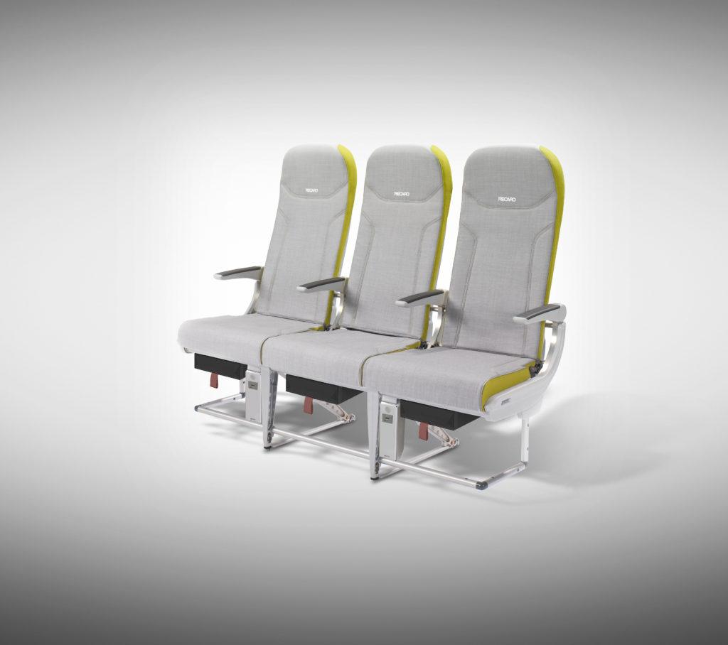 BA new short haul seats