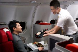 Cheap business class flights shanghai