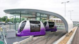 best Heathrow parking POD