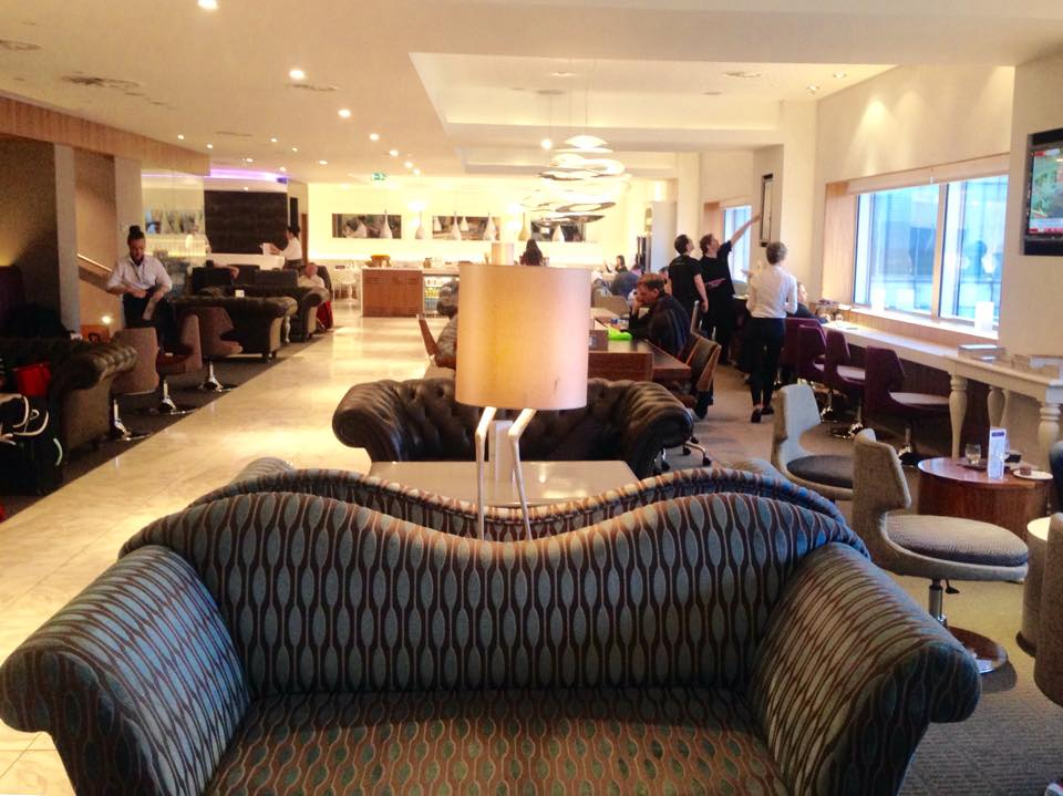 No 1 lounges offer