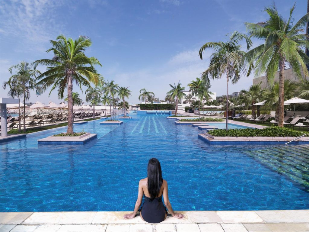 Faimont hotels offer presidents club moments