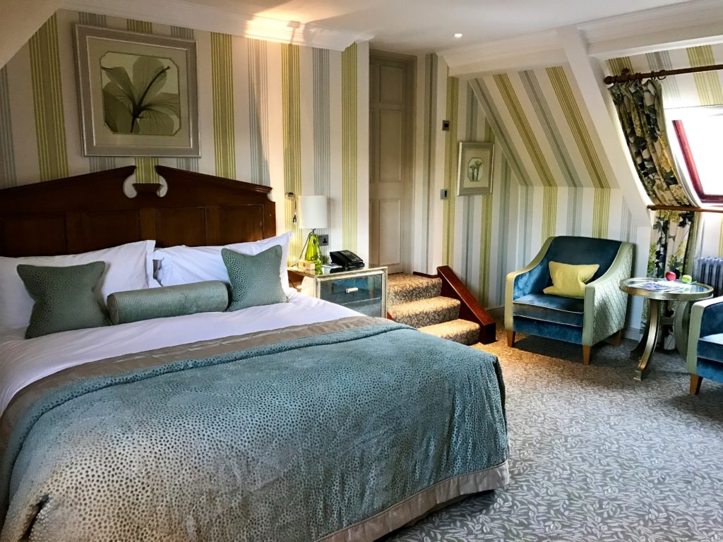 Pennyhill hotel review