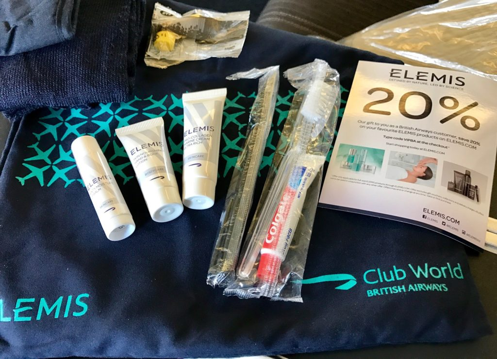 BA Club World review