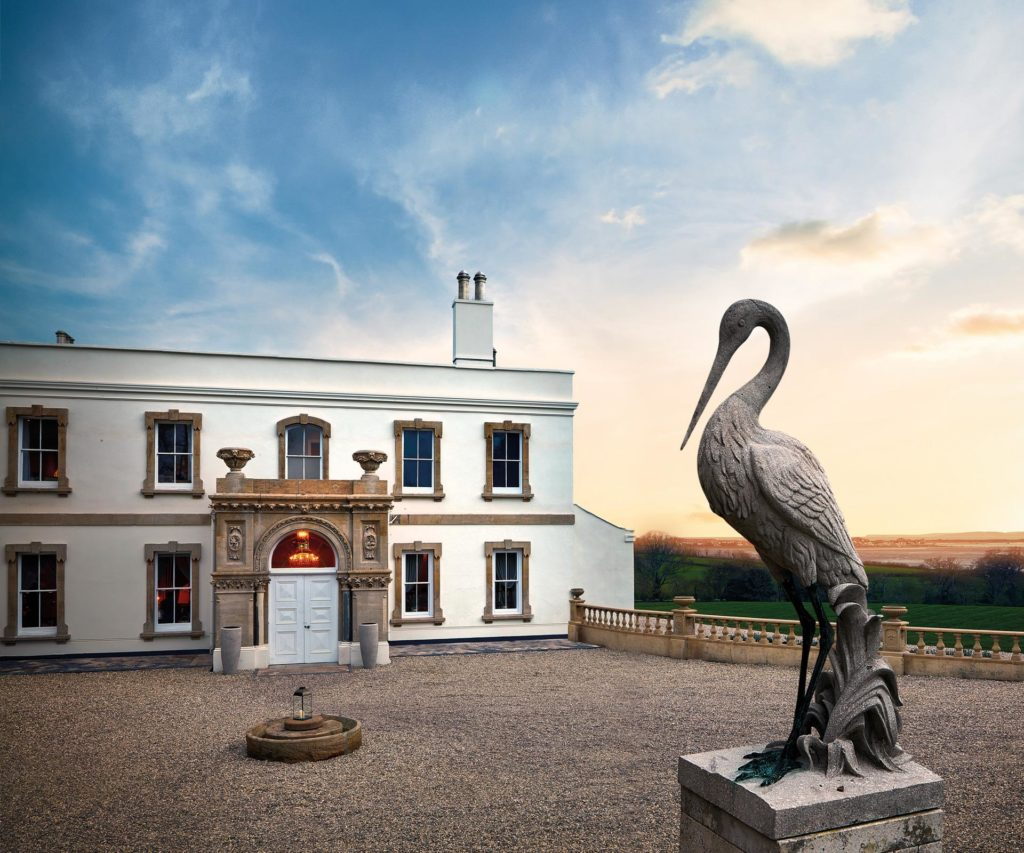 Lympstone Manor offer