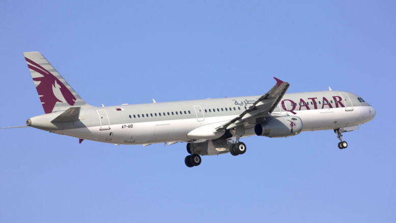 BA strike lease Qatar aircraft July 2017