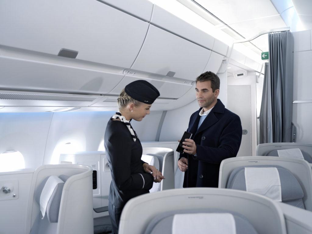 Finnair A350 review
