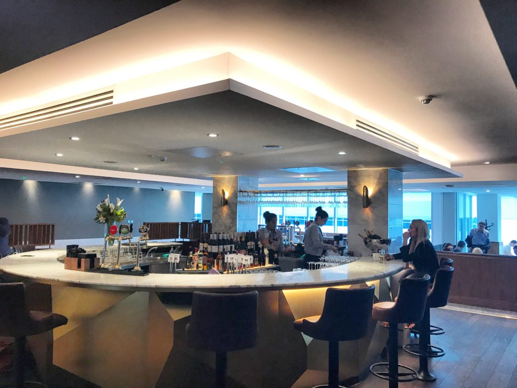 No 1 Lounge Gatwick North review
