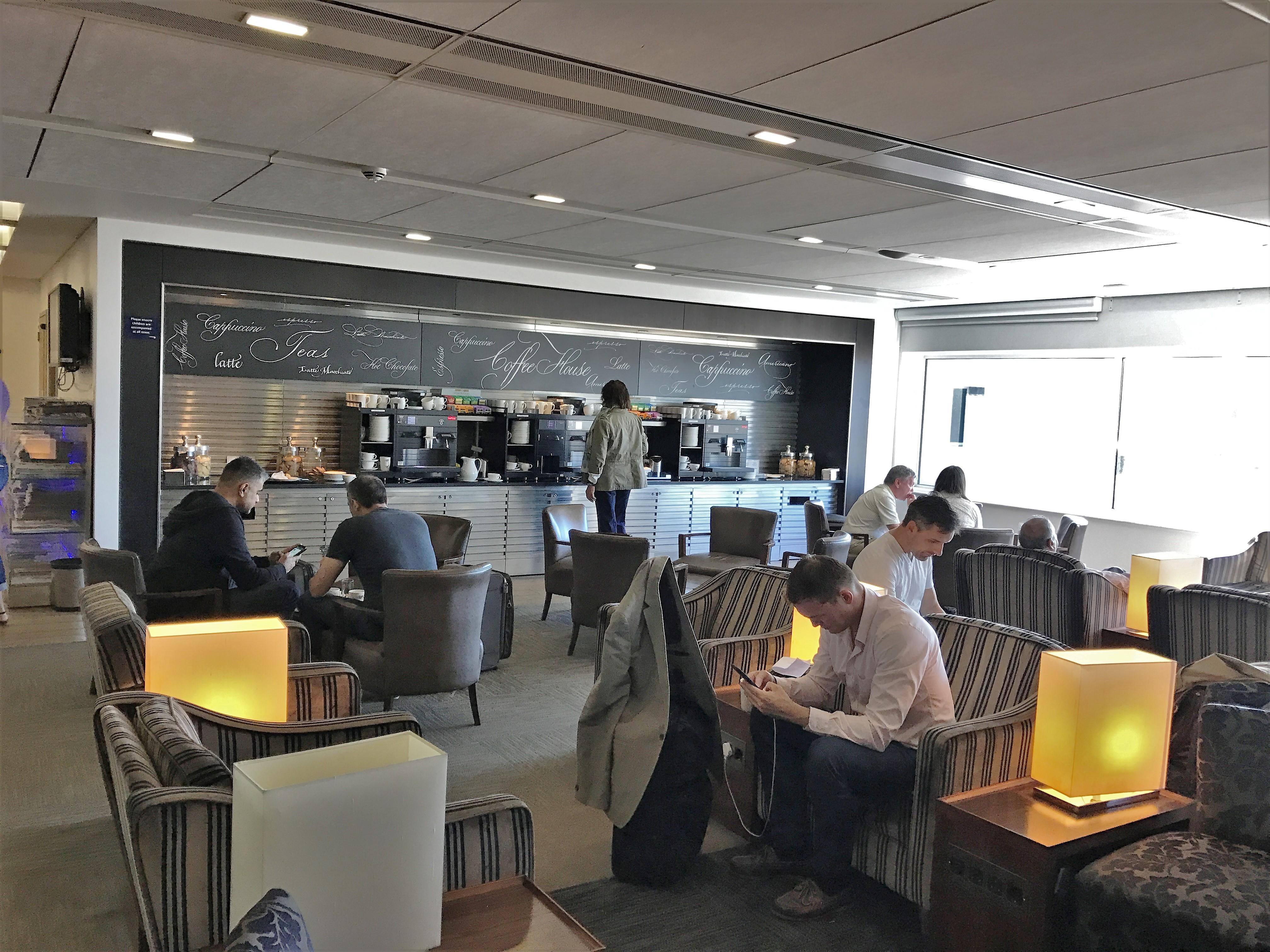 Ba Lounge Terminal 3 >> British Airways Galleries Club First Lounges T3 Heathrow