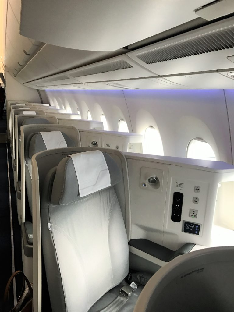 Finnair A350 review