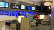 BA T5 Arrivals lounge review